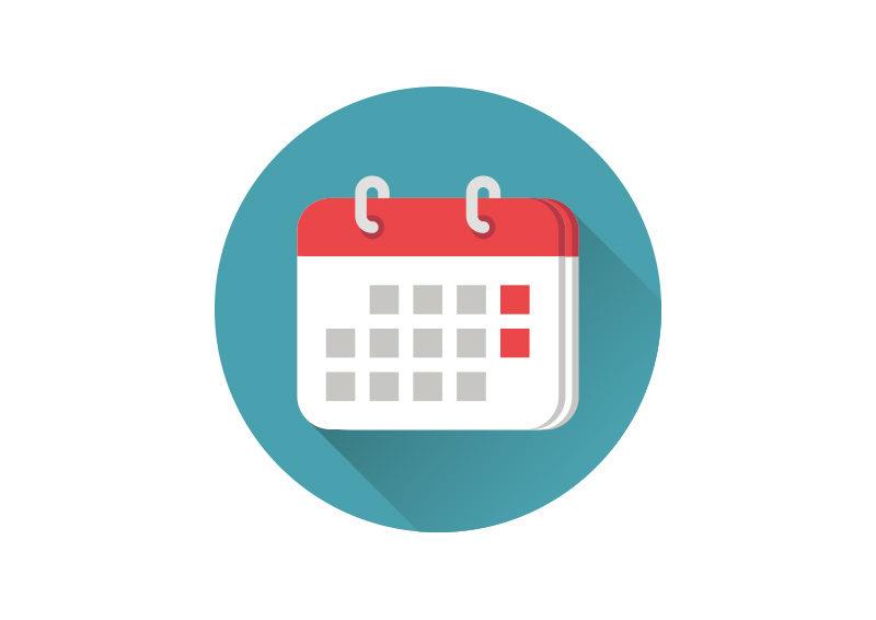 calendar flat clipart - Clipground
