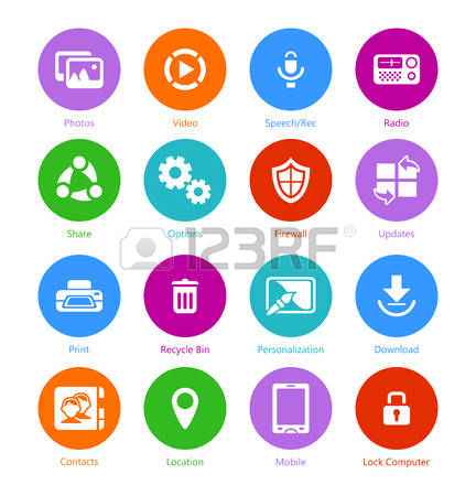 70,184 Calendar Icon Flat Stock Vector Illustration And Royalty.