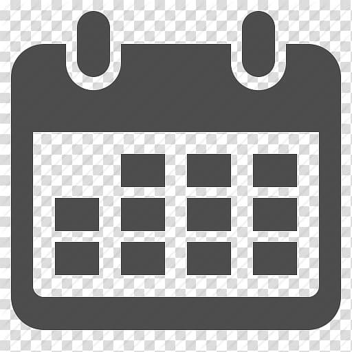Gray illustration, Calendar Icon design Icon, Calendar File.