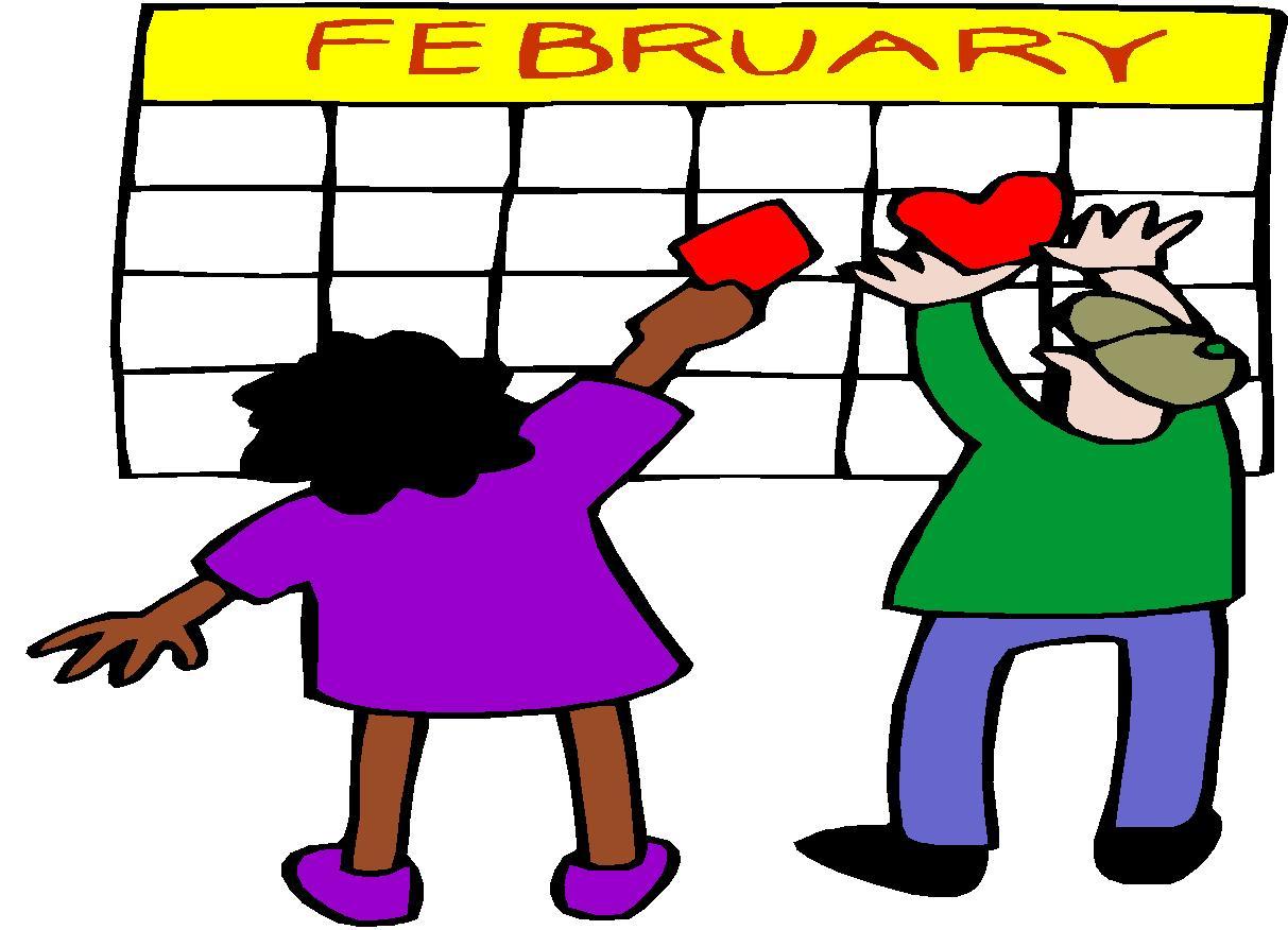 School Calendar Clipart.