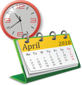 Clock And Calendar Clip Art at Clker.com.