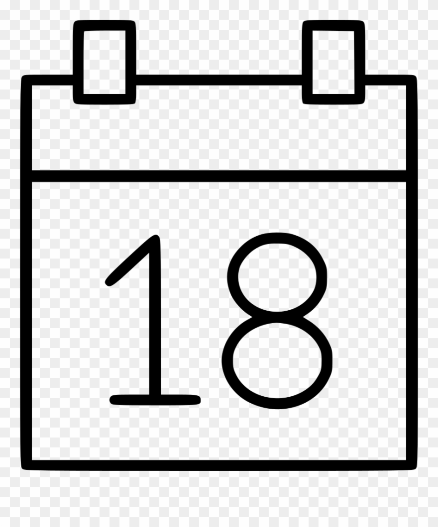 Calendar Calender Date Month Svg Png Icon Ⓒ Clipart.