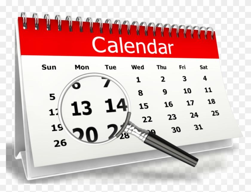 Calendario Png, Transparent Png.