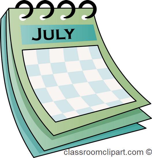Mark Your Calendar Clip Art.