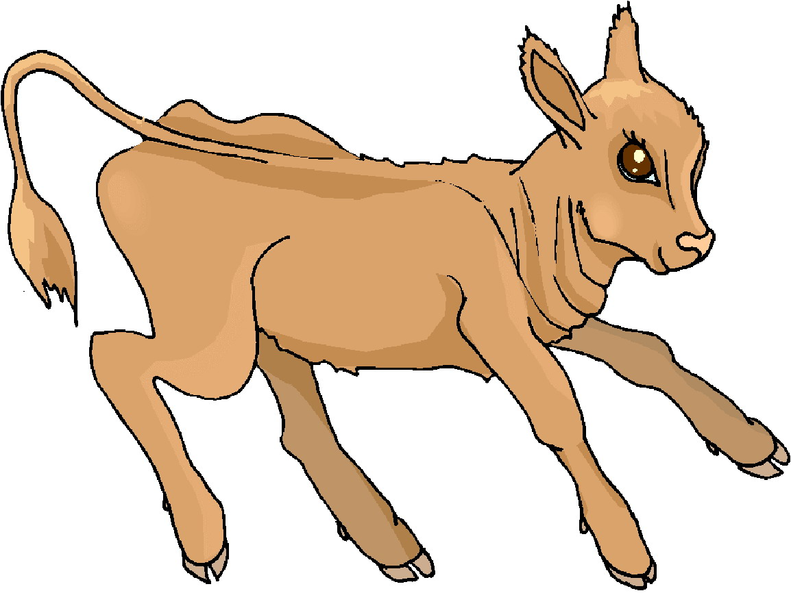 Cows Clip Art.