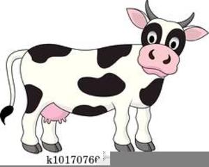 Dairy Calf Clipart.