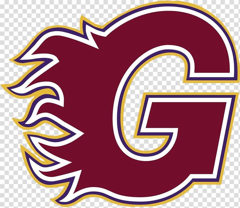 Calgary Flames logo, Guildford Flames G Logo transparent.