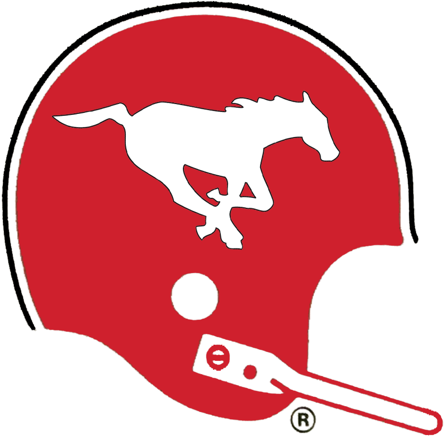 Calgary Stampeders Primary Logo.