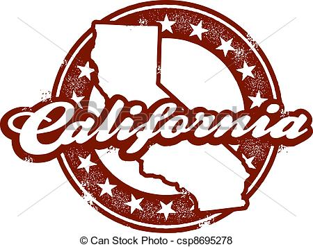 California Clipart and Stock Illustrations. 7,726 California.