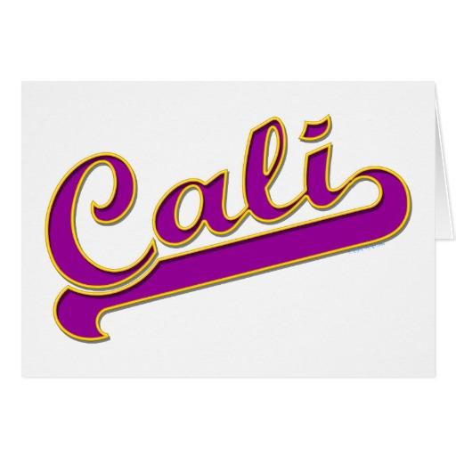 Cali Logos.
