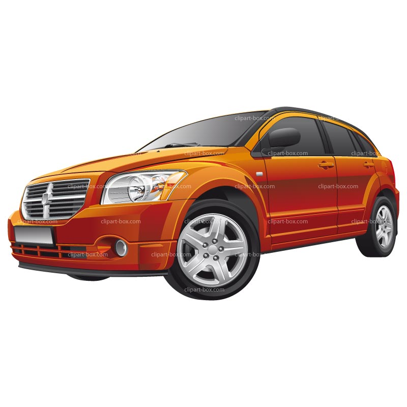 CLIPART DODGE CALIBER.