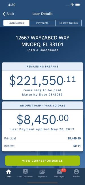 Caliber Home Loans en App Store.