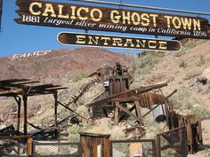Complete Guide to Visiting Calico Ghost Town with Kids.