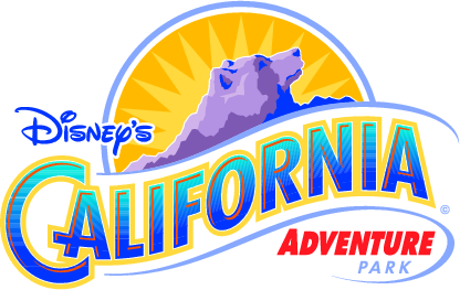 Old Disney's California Adventure Park logo font?.