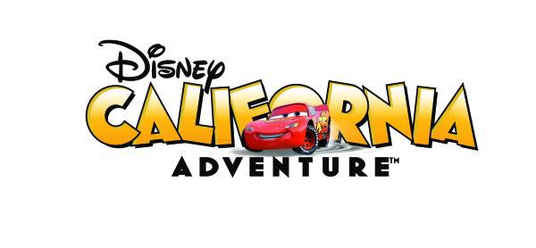 Sasaki Time: Disney California Adventure Logo with Lightning.
