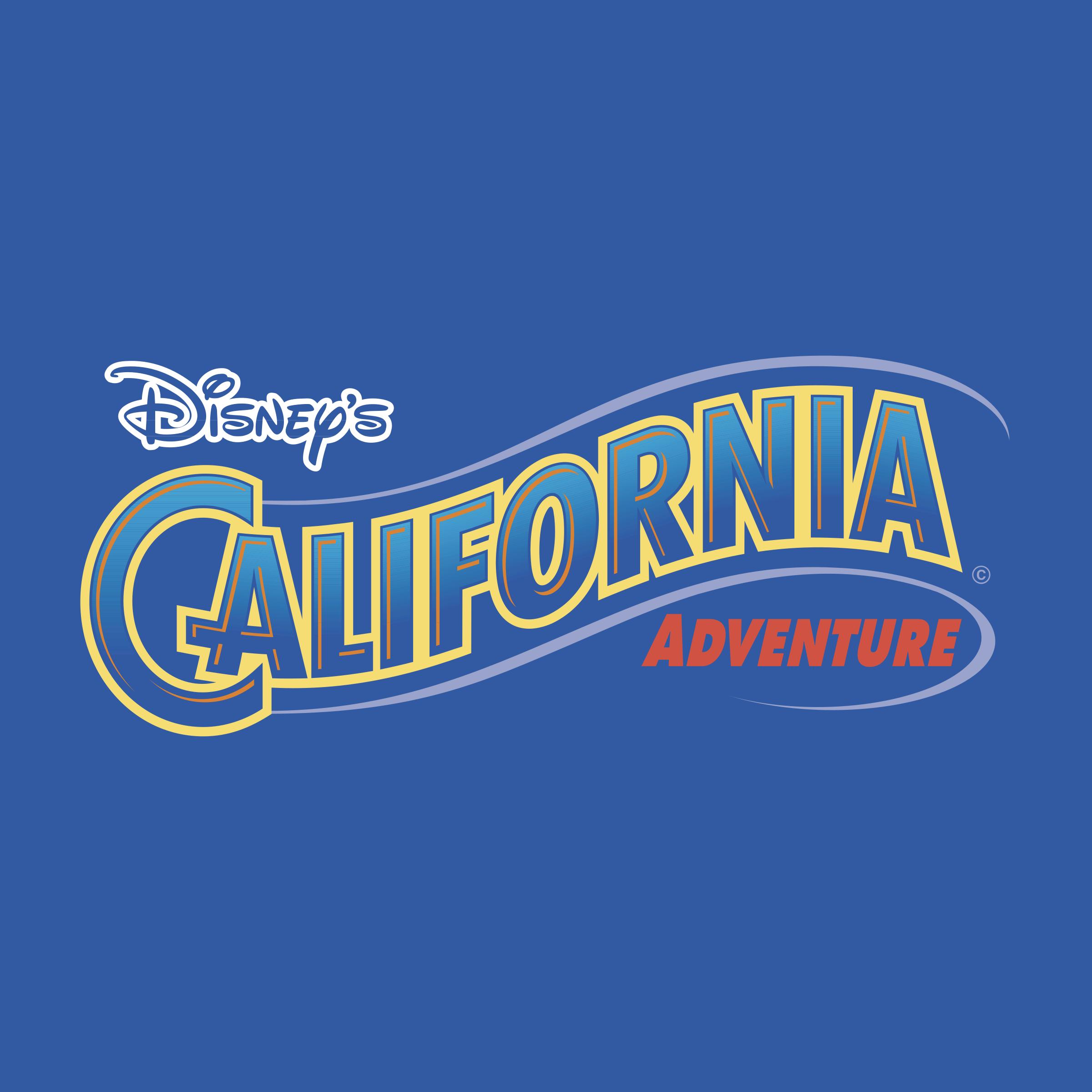 Disney\'s California Adventure Logo PNG Transparent & SVG.