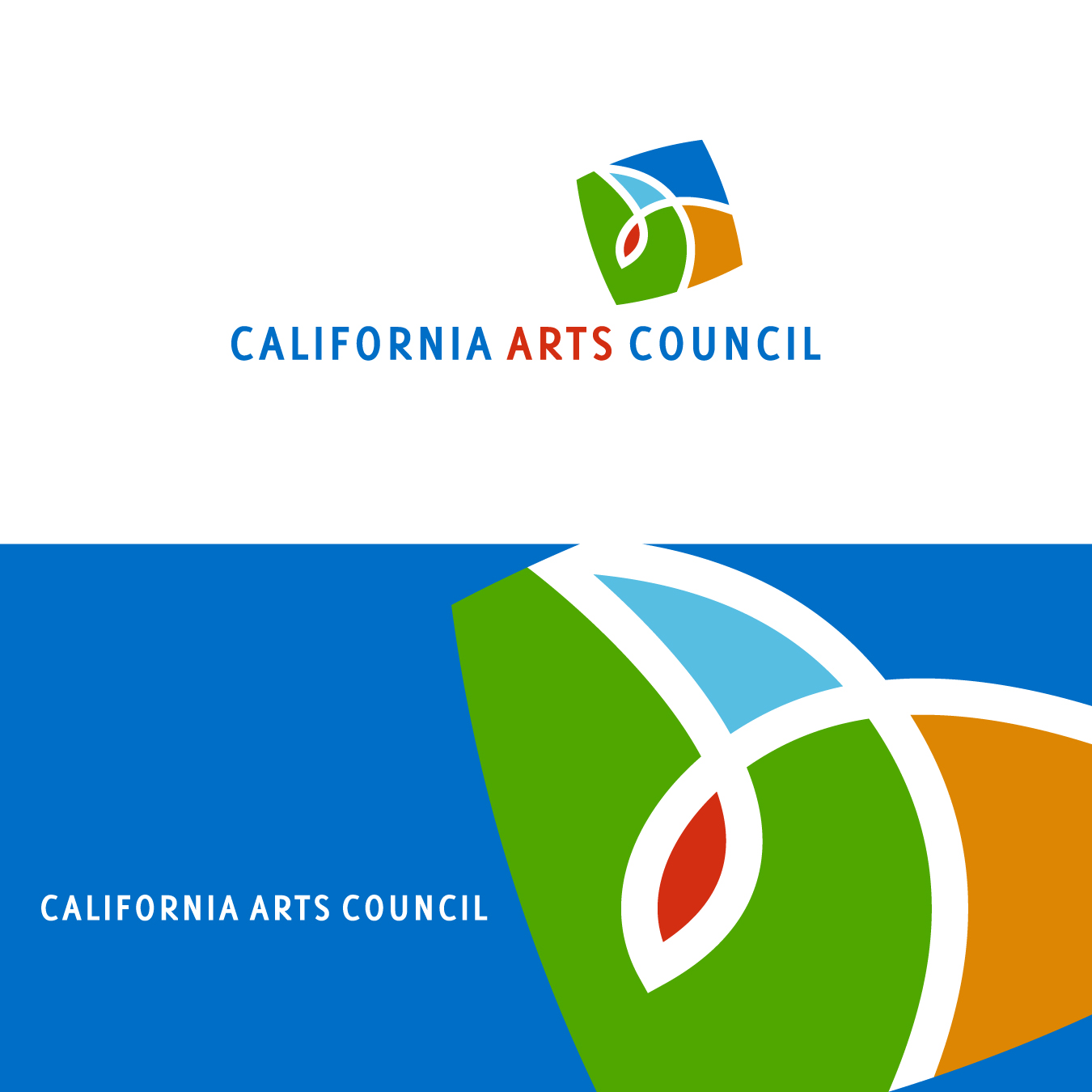 California Arts Council logo.