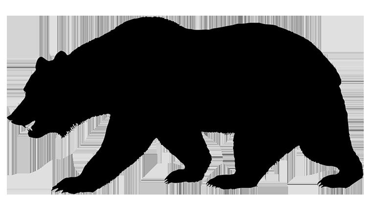 California grizzly bear California grizzly bear Flag of California.
