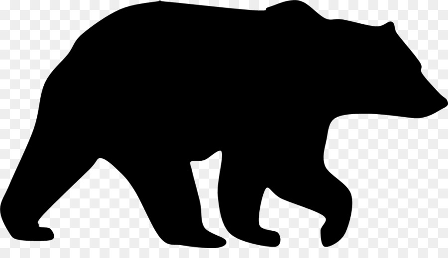 California Bear png download.