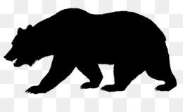California Bear PNG.