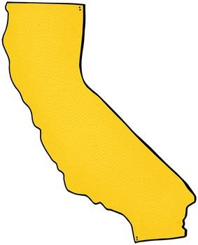 California State Clip Art.