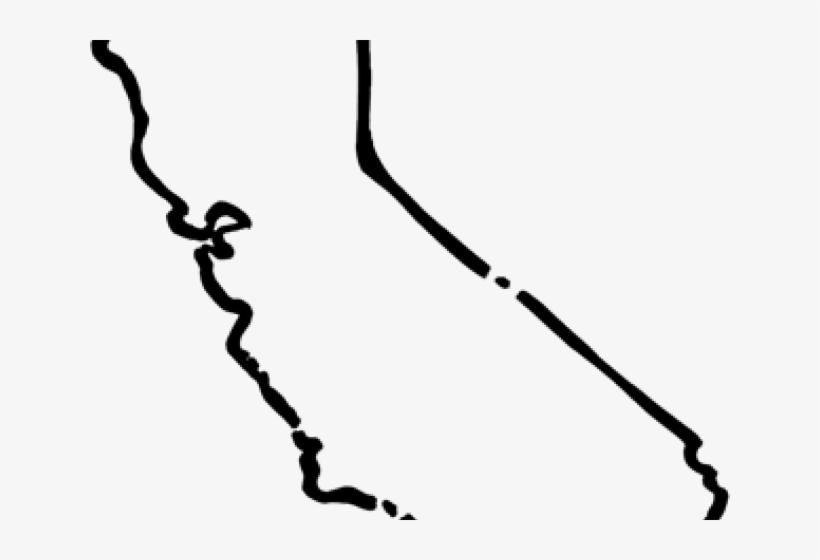 Outline Of California.