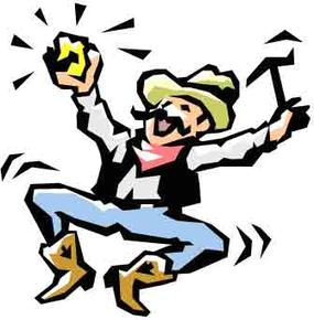 California Gold Rush Clip Art Clipart.