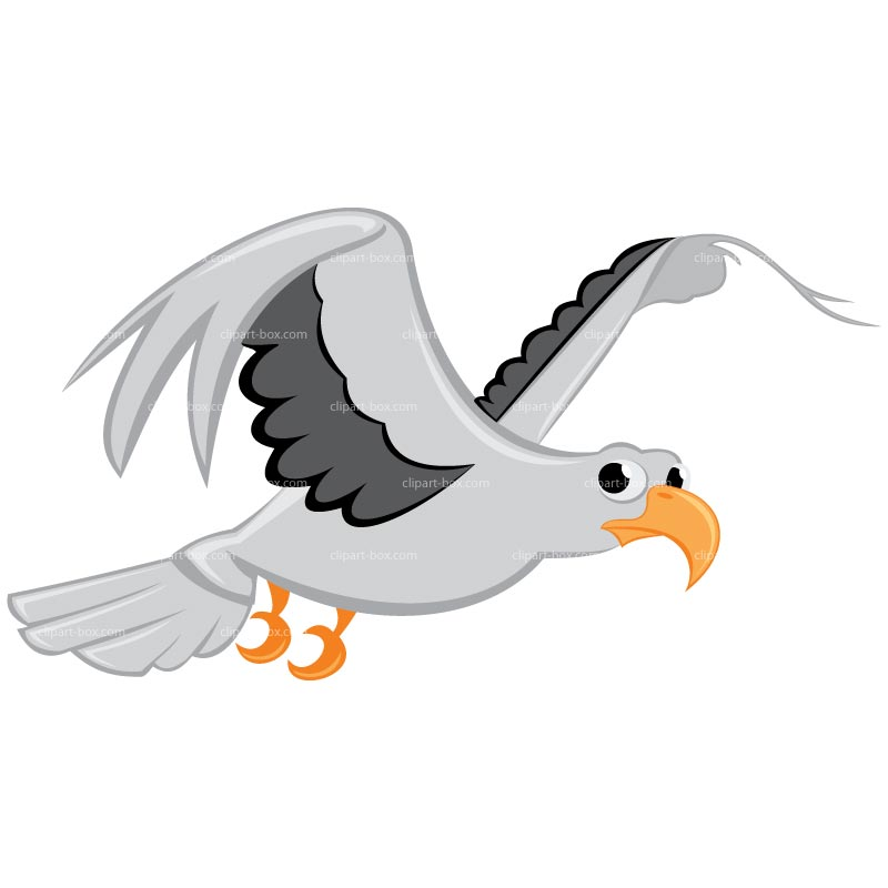 Seagull Clipart & Seagull Clip Art Images.