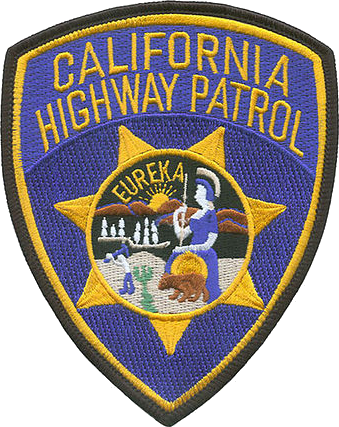 California Highway Patrol.