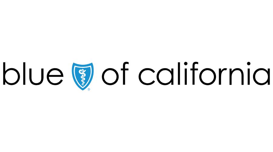 Blue Shield of California Vector Logo.