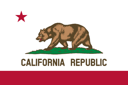 Free California Flag Images: AI, EPS, GIF, JPG, PDF, PNG, and SVG.