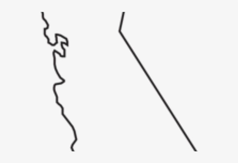 California Clipart Outline.