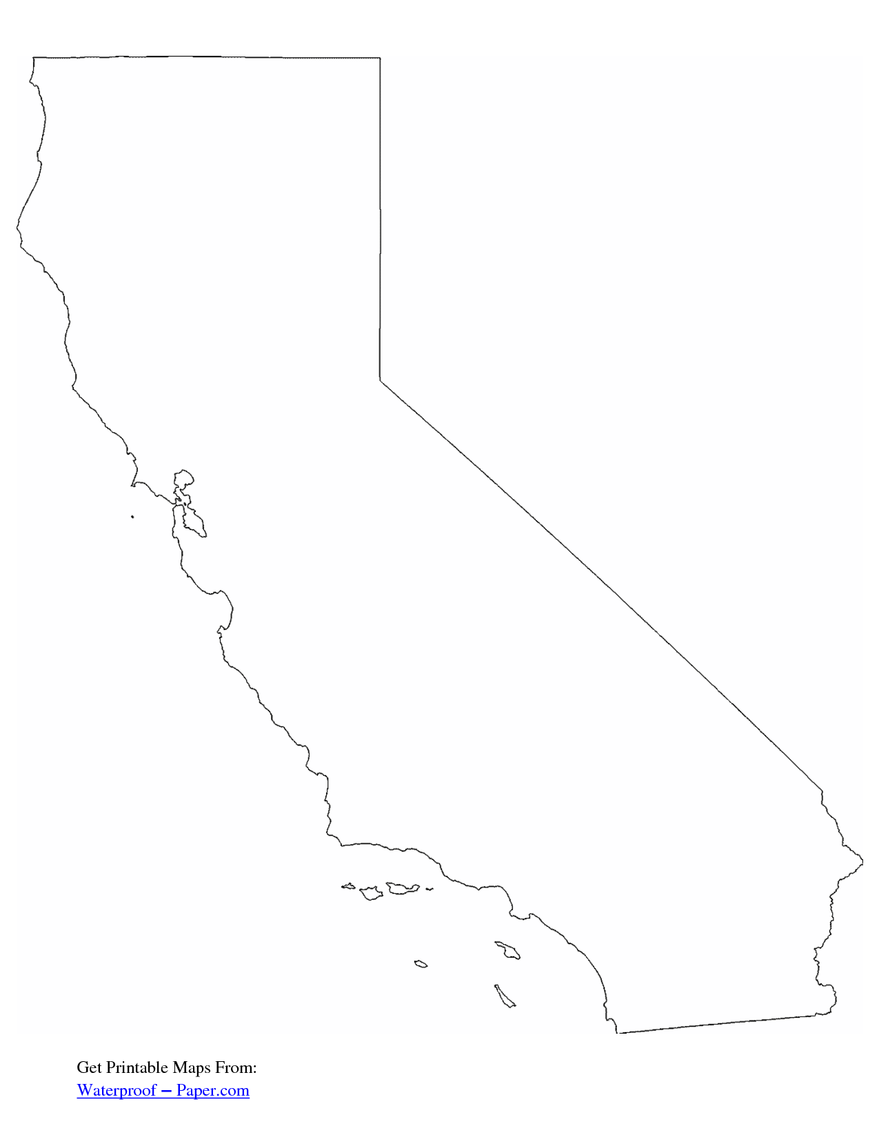 Free California Outline, Download Free Clip Art, Free Clip Art on.