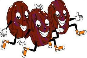 Free Raisin Clipart.