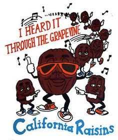 17 Best california raisins images.