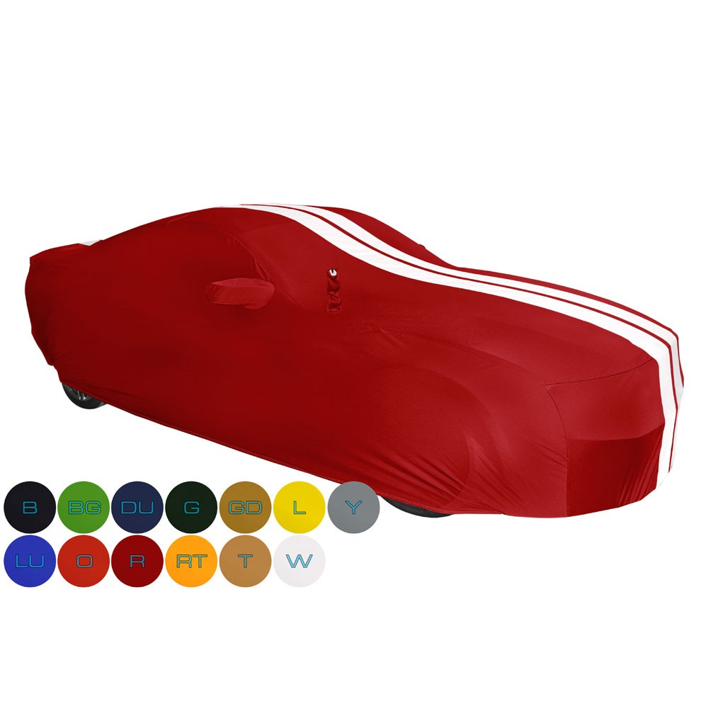 Mustang Coverking Car Cover Satin Stretch California Special.