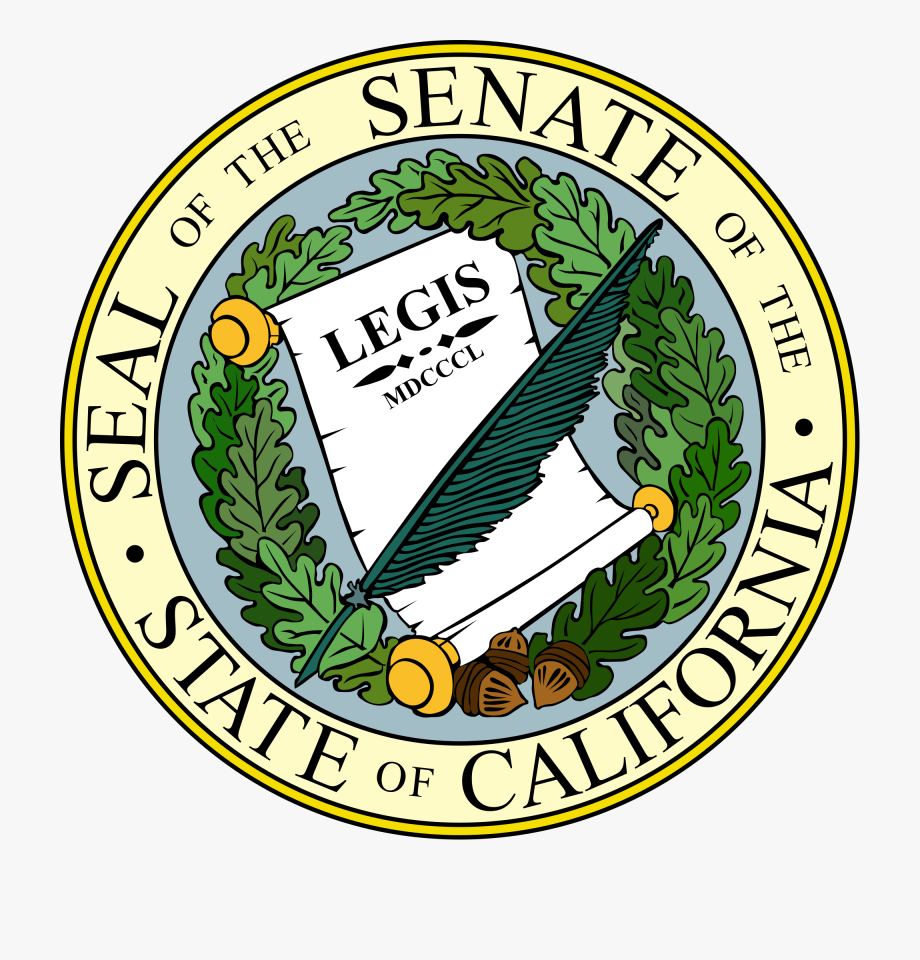 State Of California Seal Png.