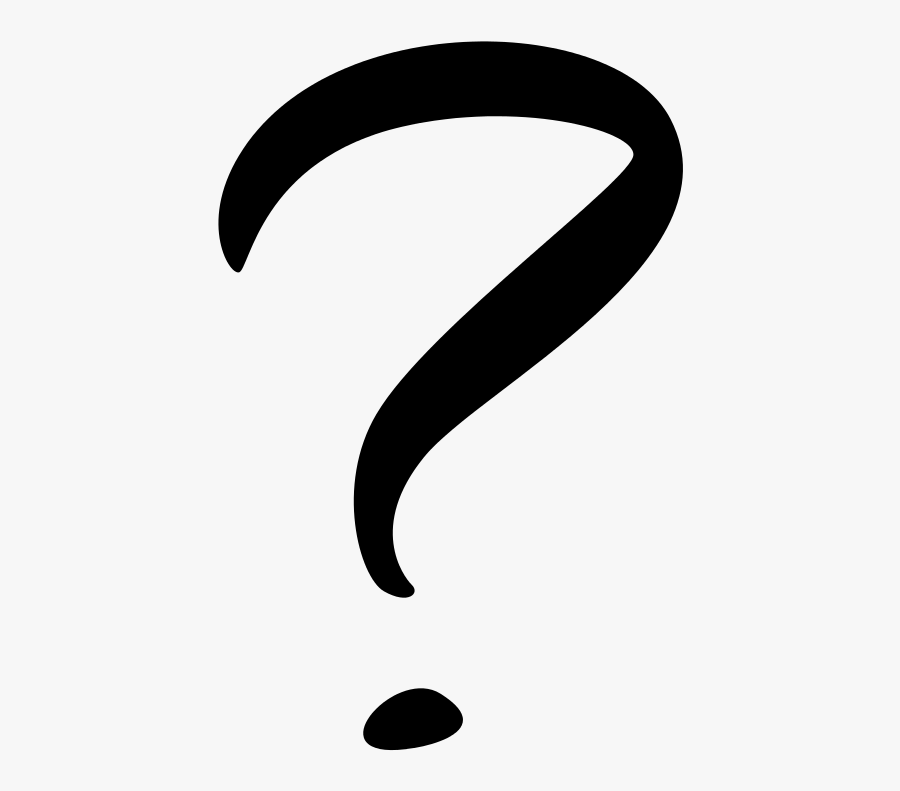 Question Mark Svg.
