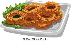 Fried calamari Vector Clip Art EPS Images. 23 Fried calamari.