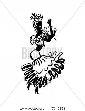 Calypso Dancer.