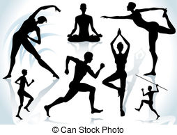 Calisthenics Clipart and Stock Illustrations. 784.