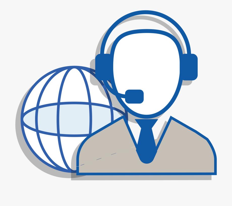 Call Centre Computer Icons Disco Ball Customer Service.