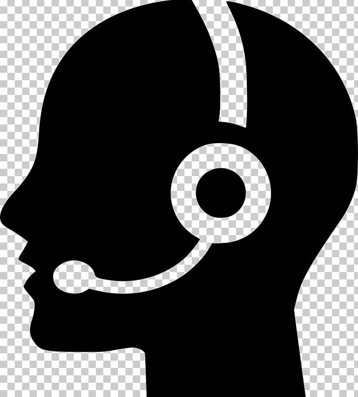 Call Centre Computer Icons PNG, Clipart, Black And White.