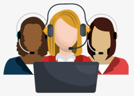 Free Call Center Clip Art with No Background , Page 2.
