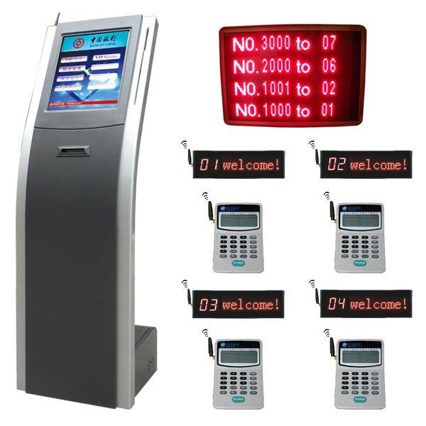 Intelligent Bank Wireless Queue Management System,Restaurant/Hotel.