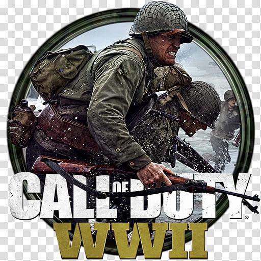 Call of Duty World War II Dock Icon, Call of Duty WWII.