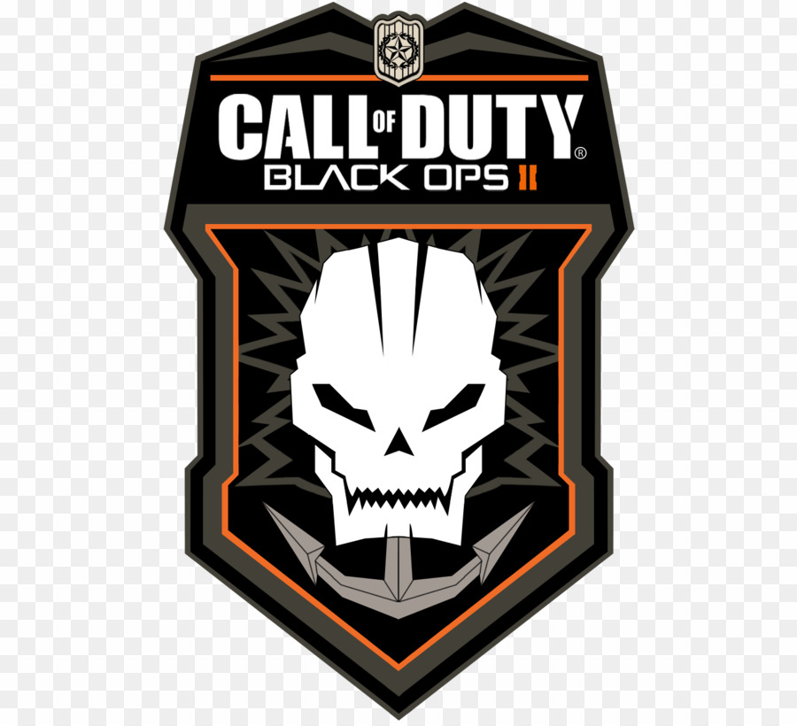 Logo Call Of Duty Black Ops 2 PNG Call Of Duty: Black Ops Ii Clipart.