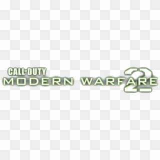 Call Of Duty Modern Warfare 2 Logo Png.