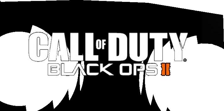 Call Of Duty Black Ops 2 Logo (PSD).