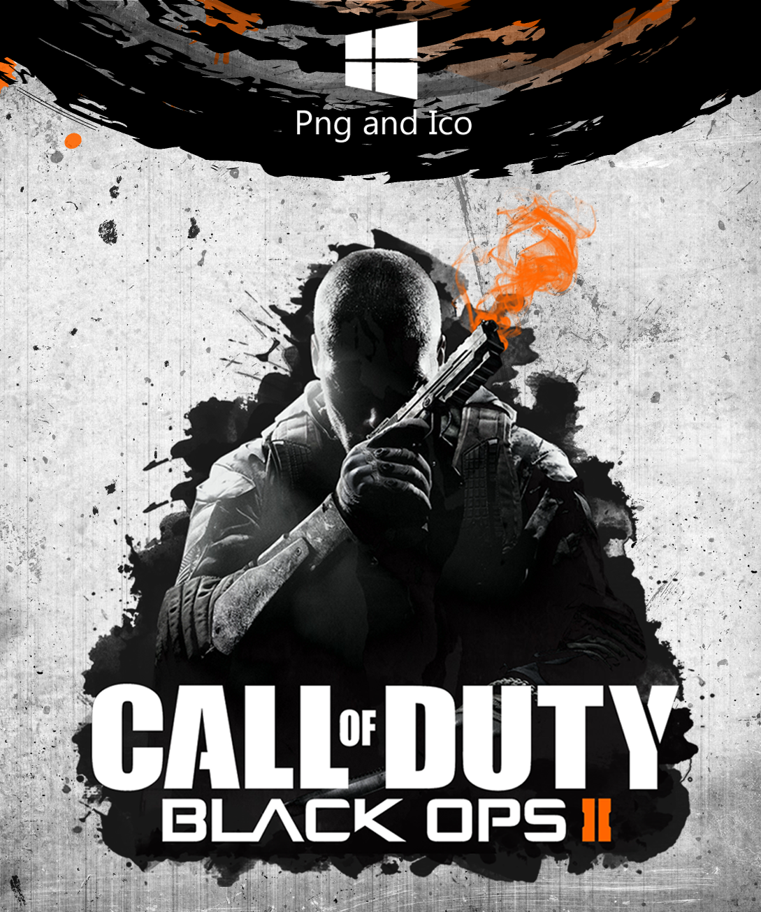 Call of Duty Black Ops 2 Icon by nemanjadmitrovic on DeviantArt.